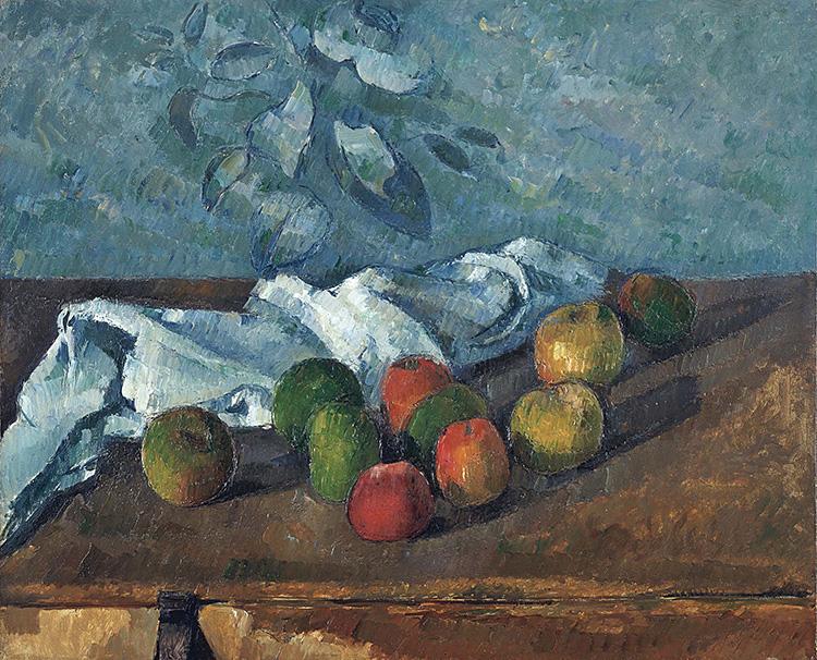 りんごとナプキン